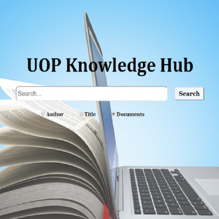 UOP Knowledge Hub